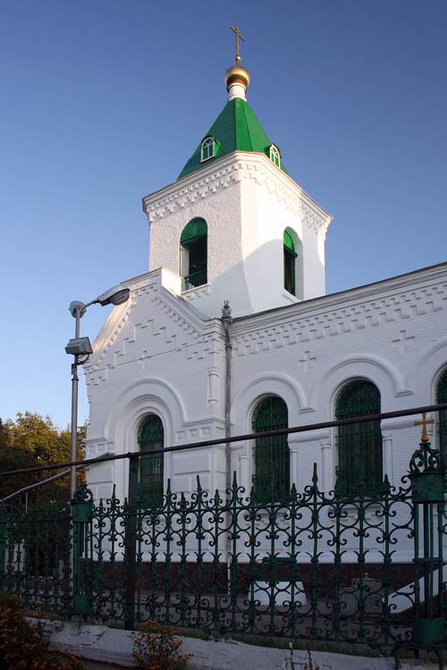 Ростовская область, Аксайский район, Аксай. Церковь иконы Божией Матери