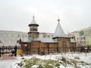 Церковь Иоанна Богослова в Сухово-Дерябинском микрорайоне - Иваново - Иваново, город - Ивановская область
