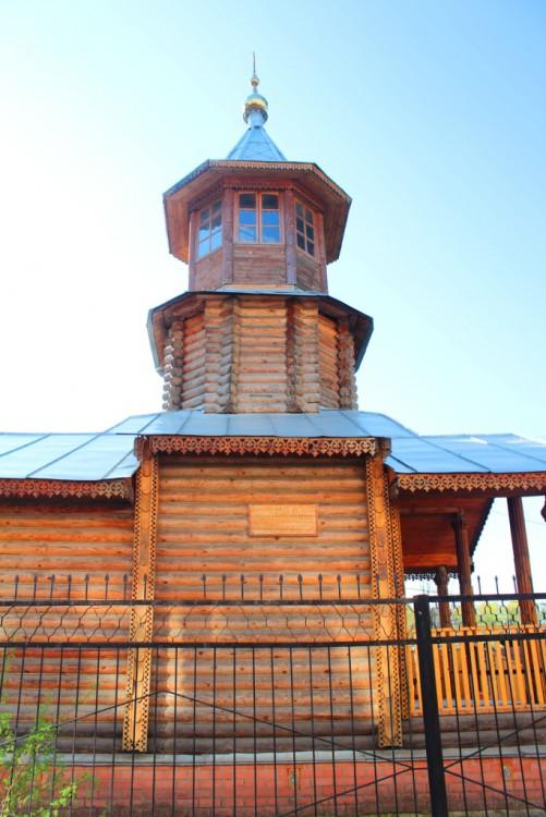 Церковь Иоанна Богослова в Сухово-Дерябинском микрорайоне, Иваново