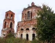 Церковь Спаса Нерукотворного Образа - Погорельцы - Рамешковский район - Тверская область