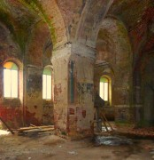 Церковь Казанской иконы Божией Матери - Красное - Кимрский район и г. Кимры - Тверская область