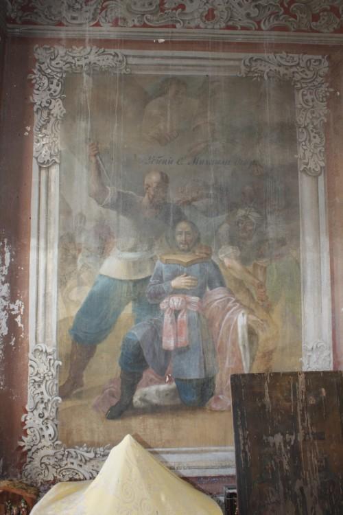 Тверская область, Калининский район, Семёновское. Церковь Димитрия Солунского, фотография. интерьер и убранство