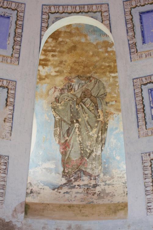 Тверская область, Торжокский район и г. Торжок, Переслегино. Церковь Петра и Павла, фотография. интерьер и убранство