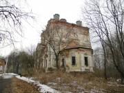 Церковь Успения Пресвятой Богородицы - Хотимль - Южский район - Ивановская область