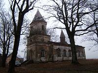 Церковь Николая Чудотворца - Беверинас - Аматский край - Латвия