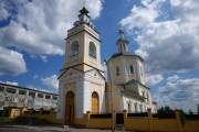 Горно-Никольский мужской монастырь. Собор Николая Чудотворца - Брянск - Брянск, город - Брянская область