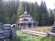 Часовня Симона Юрьевецкого - Серёдкино - Юрьевецкий район - Ивановская область