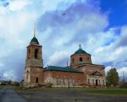 Церковь Иоанна Богослова - Тимошкино - Шиловский район - Рязанская область