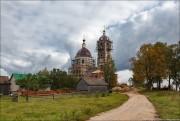 Церковь Спаса Преображения - Спас-Городец - Ильинский район - Ивановская область