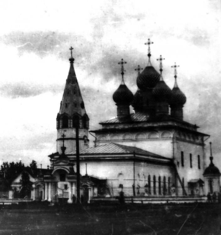 Кафедральный собор Николая Чудотворца, Тейково