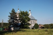 Церковь Николая Чудотворца - Григорьево - Тейковский район - Ивановская область