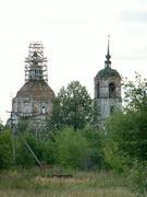 Церковь Владимирской иконы Божией Матери - Крапивново - Тейковский район - Ивановская область