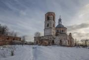 Крапивново. Владимирской иконы Божией Матери, церковь