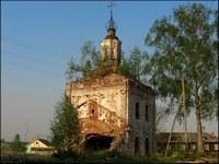 Церковь Казанской иконы Божией Матери - Хомутово - Тейковский район - Ивановская область