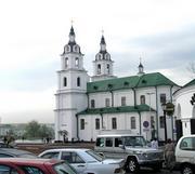 Кафедральный собор Сошествия Святого Духа - Минск - Минск, город - Беларусь, Минская область