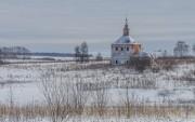Церковь Усекновения главы Иоанна Предтечи - Рыково - Гаврилово-Посадский район - Ивановская область
