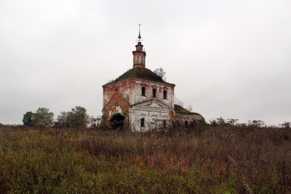 Церковь Усекновения главы Иоанна Предтечи, Рыково