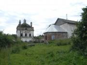 Сахтыш. Храмовый комплекс. Церкви Николая Чудотворца и Михаила Архангела