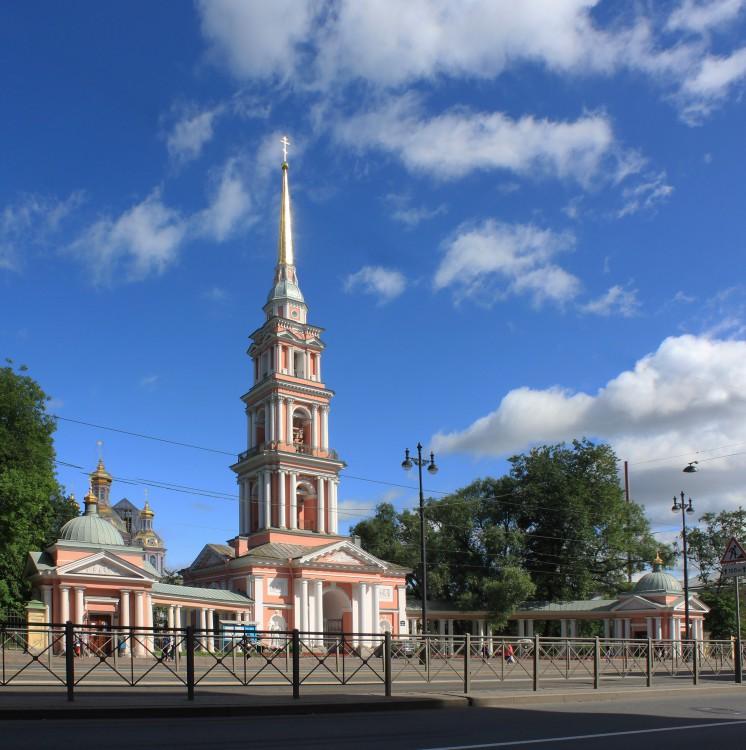 Ансамбль Казачьего Крестовоздвиженского собора, Санкт-Петербург