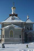 Оптина Пустынь. Церковь Спаса Преображения - Козельск (Оптино) - Козельский район - Калужская область