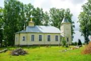 Церковь Николая Чудотворца - Ругайи - Ругайский край - Латвия
