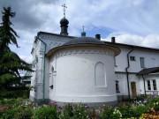 Козельск (Оптино). Оптина Пустынь. Церковь Илариона Великого