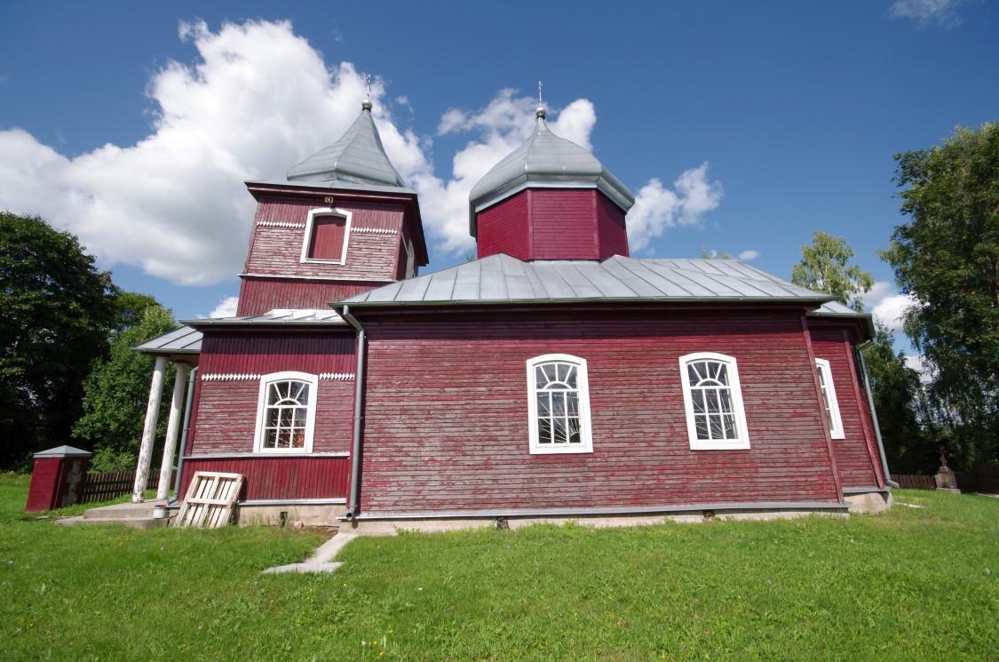 Церковь Усекновения главы Иоанна Предтечи, Бродайжа
