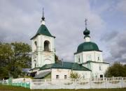 Церковь Спаса Нерукотворного Образа - Дедово - Навашинский район - Нижегородская область