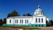 Бугаевка. Ахтырской Иконы Божией Матери, церковь