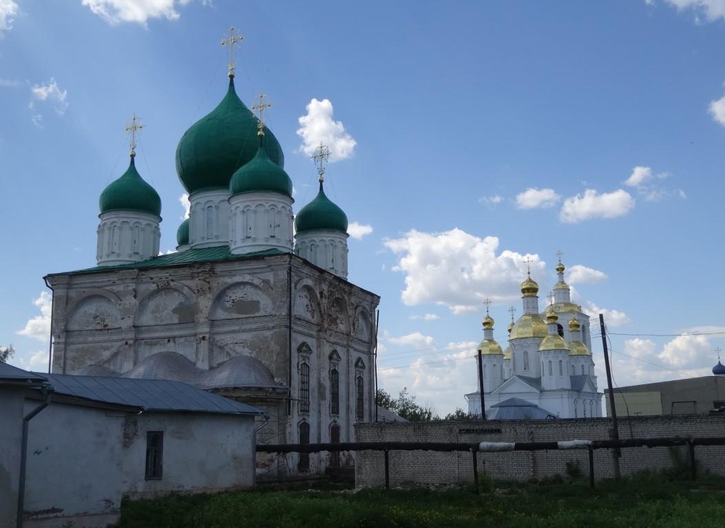 Спасо-Преображенский монастырь, Арзамас