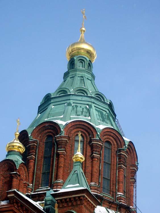 Кафедральный собор Успения Пресвятой Богородицы, Хельсинки