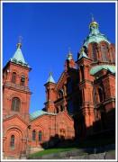 Кафедральный собор Успения Пресвятой Богородицы - Хельсинки - Уусимаа - Финляндия