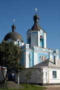 Барвенково. Успения Пресвятой Богородицы, церковь
