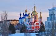 Казанский мужской монастырь - Тамбов - Тамбов, город - Тамбовская область