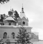 Церковь Пантелеимона Целителя - Старая Слобода - Лодейнопольский район - Ленинградская область