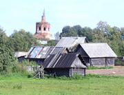 Церковь Спаса Преображения - Харитоново - Куньинский район - Псковская область