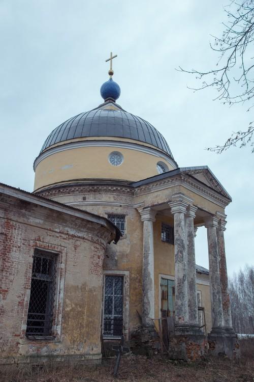 Церковь Казанской иконы Божией Матери, Кузьма-Демьян