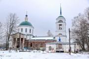 Крутец. Троицы Живоначальной, церковь