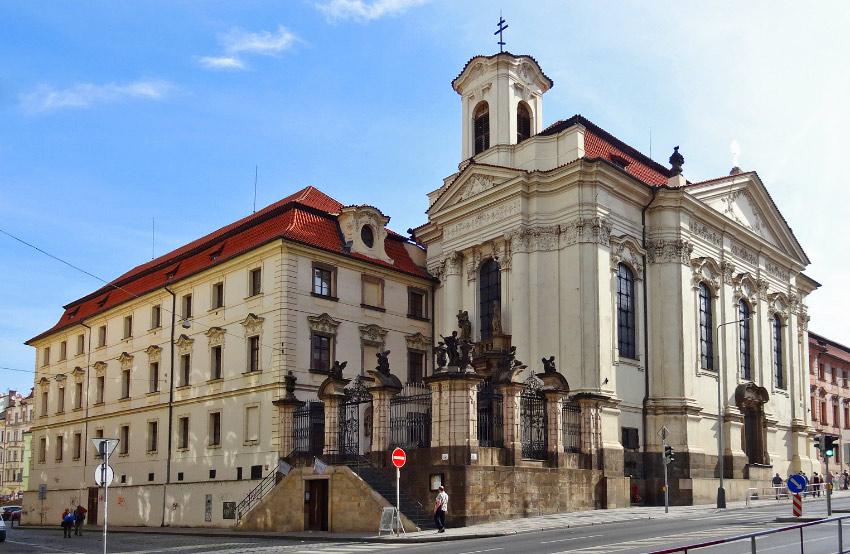 Кафедральный собор Кирилла  и Мефодия-Прага-Чехия-Прочие страны