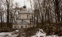 Церковь Покрова Пресвятой Богородицы - Павы - Порховский район - Псковская область