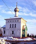 Часовня Димитрия Солунского на Лужковском кладбище - Орёл - Орёл, город - Орловская область