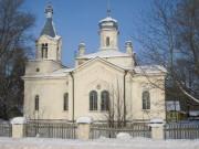 Церковь Богоявления Господня - Подоклинье - Порховский район - Псковская область