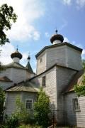 Церковь Воскресения Словущего - Теребени - Опочецкий район - Псковская область