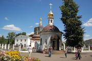 Часовня Всех Святых при соборе Богоявления Господня - Орёл - Орёл, город - Орловская область