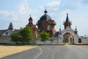 Свято-Духов мужской монастырь - Задушное - Новосильский район - Орловская область