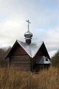 Неизвестная часовня - Песчаница - Волховский район - Ленинградская область
