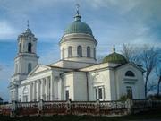 Церковь Троицы Живоначальной - Красный Бор - Шатковский район - Нижегородская область