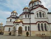 Новоафонский монастырь Симона Кананита. Собор Пантелеимона Целителя - Новый Афон - Абхазия - Прочие страны