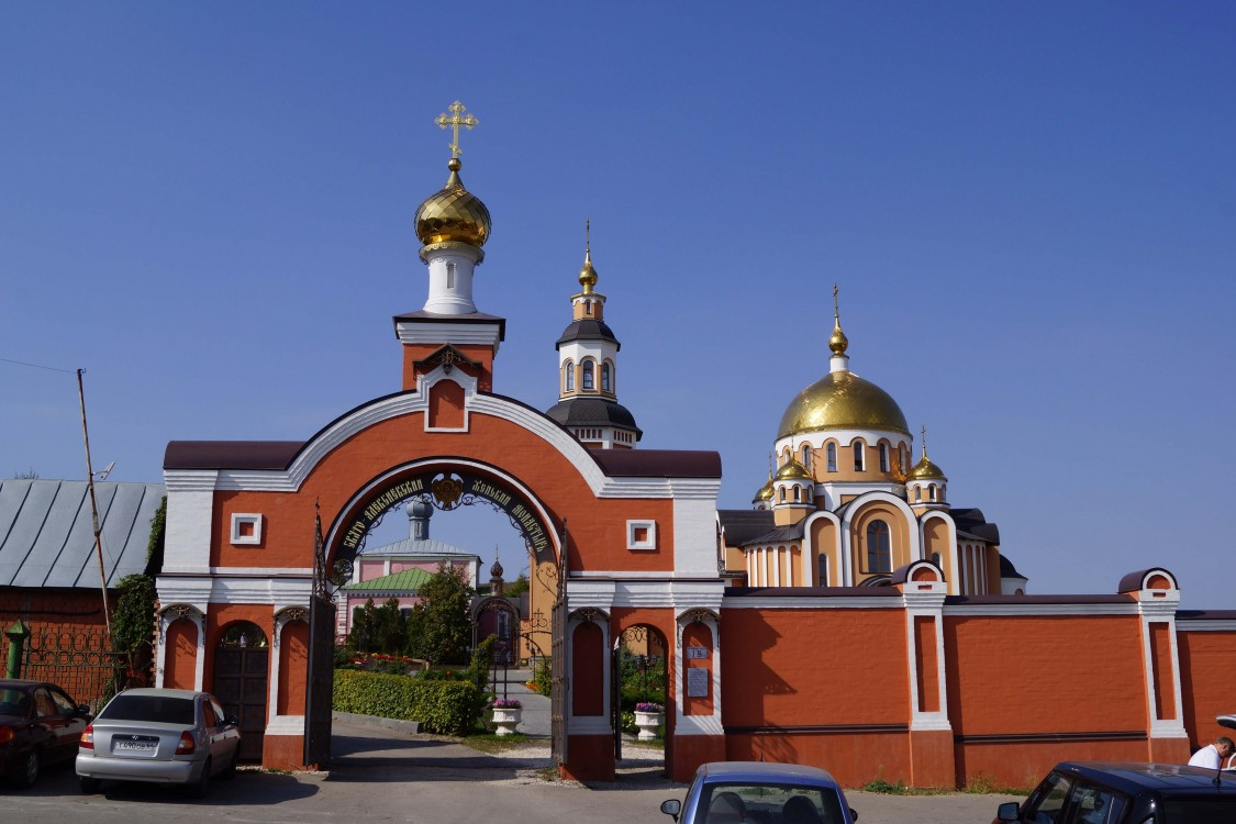 Саратовская область, Саратов, город, Саратов. Алексиевский женский монастырь, фотография. дополнительная информация
