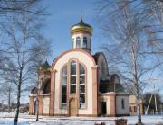 Церковь Казанской иконы Божией Матери - Слатино - Харьковский район - Украина, Харьковская область